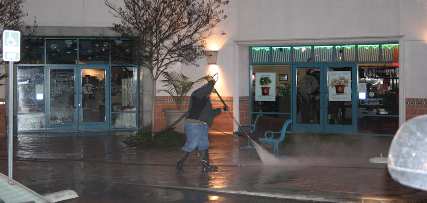 H20 Pressure Washing Inc – Pomona Commercial and Residential
